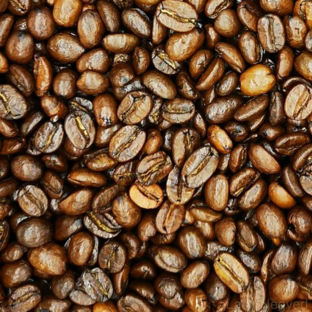 Feketeáfonya ízesítésű kávé 100g