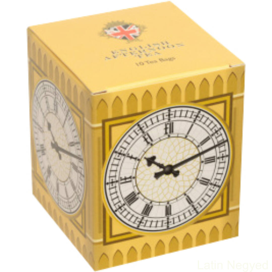 "ENGLISH AFTERNOON FEKETE TEA 20G ""BIG BEN"""