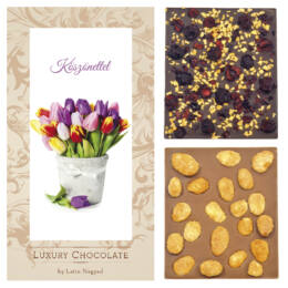 LUXURY CHOCOLATE KÖSZÖNETTEL 130G