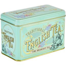 ENGLISH BREAKFAST FEKETE TEA 80G  Vintage Victorian minta