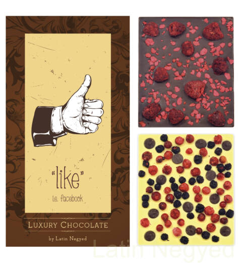 LUXURY CHOCOLATE LIKE 130G