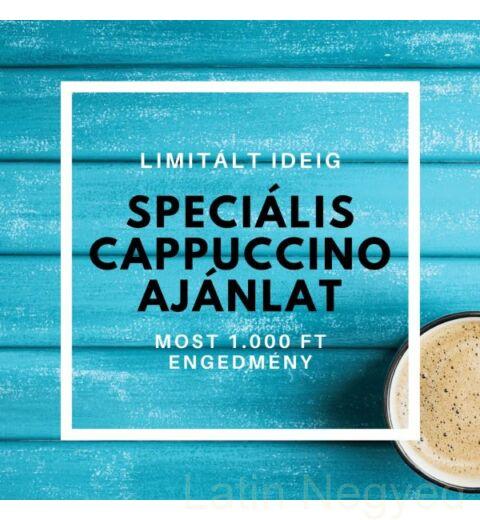 cappuccino csomag
