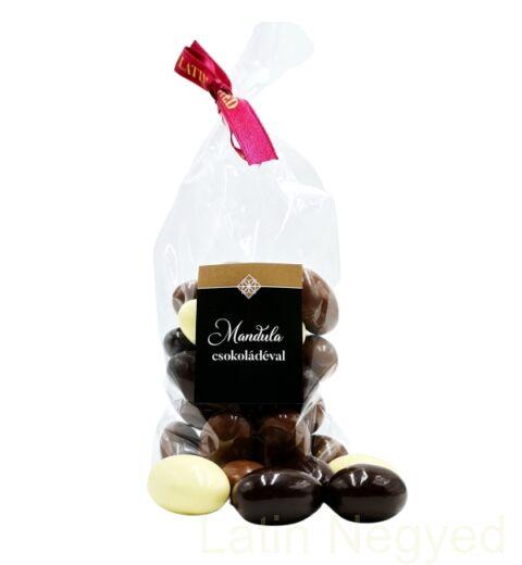 Mandula csokoládéban