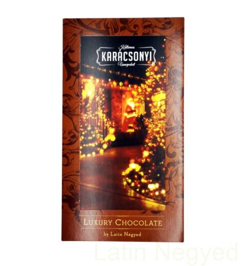 LUXURY CHOCOLATE KARÁCSONY 10 130G