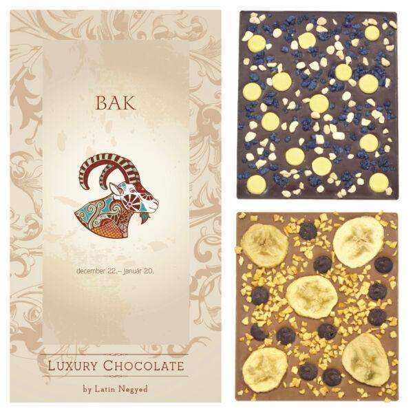 LUXURY CHOCOLATE BAK HOROSZKÓP 130G