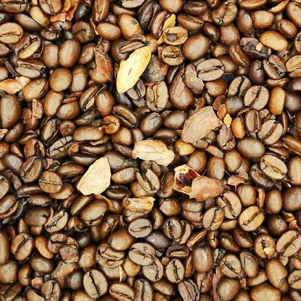 Azték kávé kakaódarabokkal 100g