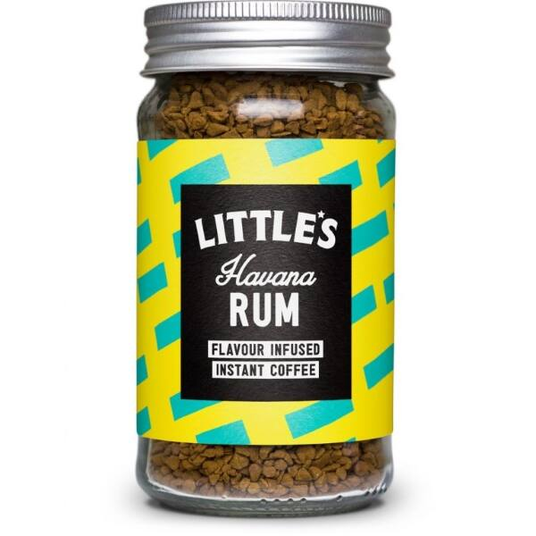 Little's instant kávé Havana rum ízben
