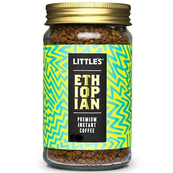 Little's instant kávé Ethiopian premium