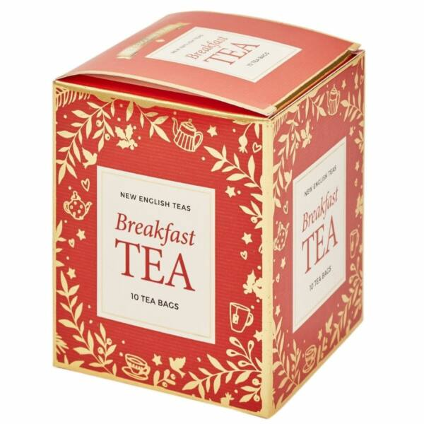 English Breakfast tea 20g piros