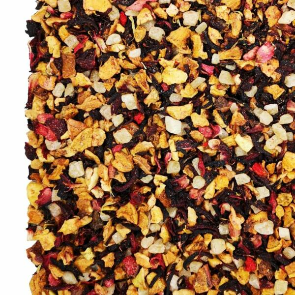 Kombucha tea gránátalmával és ananásszal 50g