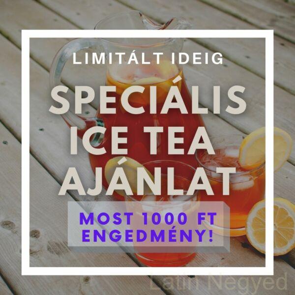 Ice tea ajánlat