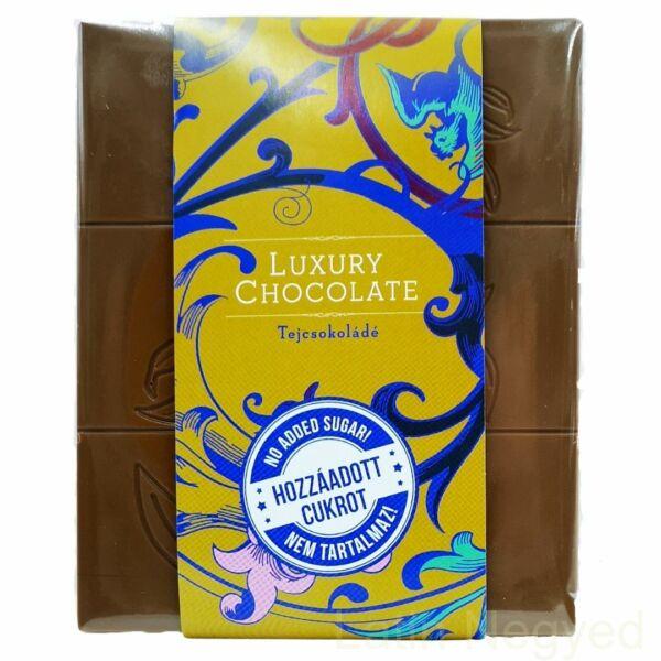 Cukormentes tejcsokoládé 60g