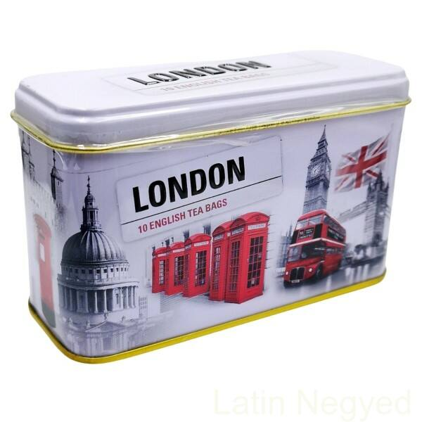 "ANGOL TEAKEVERÉK FEKETE TEA  ""London"" 20G"