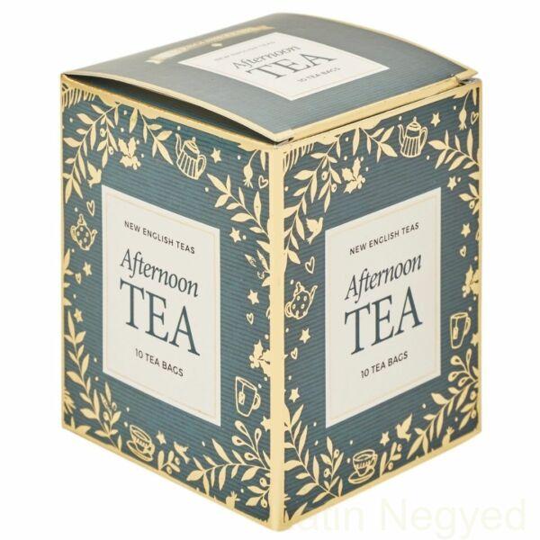 English afternoon tea 20g zöld